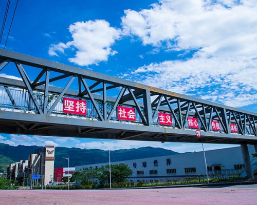 钢结构桥梁加工