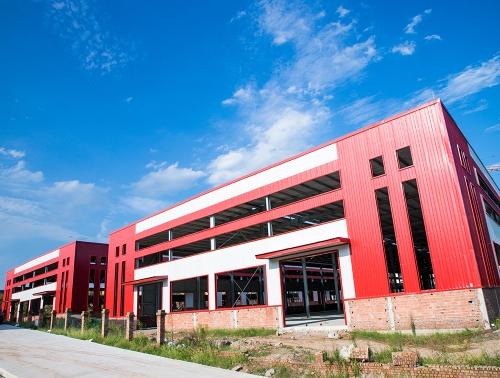 重庆航墙铝业股份有限公司新建钢结构厂房