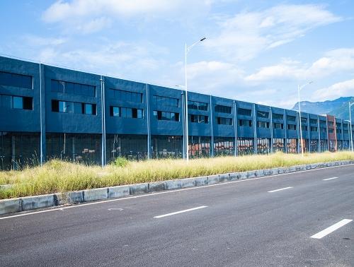 重庆远程铝业有限公司新建厂房