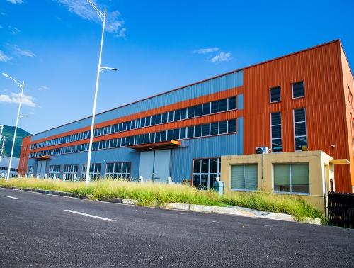 重庆新民康科技有限公司1、7新建厂房
