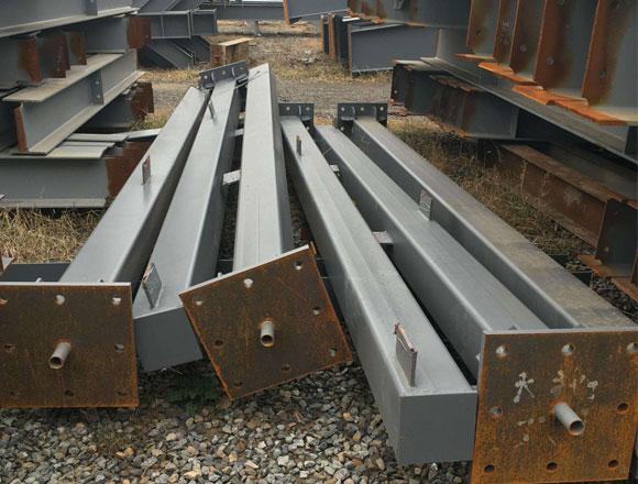钢结构箱型柱