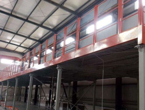 钢结构平台梁